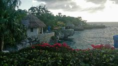 Me at the beautiful Rockhouse Negril, Jamaica