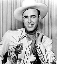 Johnny Horton - a slightly odd duck among his peers, but he is one of my all-time favorite classic country crooners. Love him and his music.