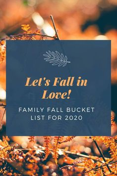 Are you ready dive into all the fall-themed activities as a family?! This post gives you inspiration for unique ways to spend the season of fall with your kids to make wonderful family memories!