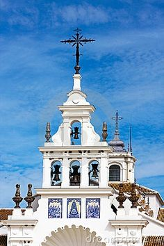 30 famous places that you MUST see. El Rocio, Huelva Spain