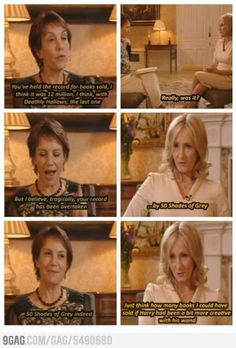 Oh, J.K. Rowling