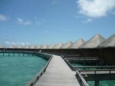 Top 10 island resorts - note to self, go to all of them.