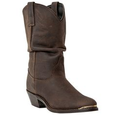 DI7542 Dingo Women's Marlee Casual Boots - Brown