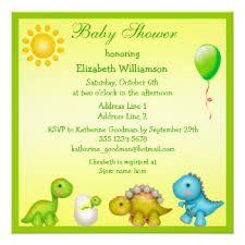 Resultado de imagen para invitaciones de dinosaurios bebes