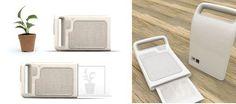 Braille Polaroid Camera: Feel the Picture