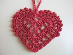 The 'Swedish hearts' : free pattern
