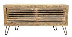 Reclaimed Wood Media Console - Free Shipping – JW Atlas Wood Co.