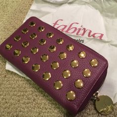 💓5/28 HOST PICK💓 NWT Fabina Wallet Comes with dustbag! Brand new Fabina Bags Wallets
