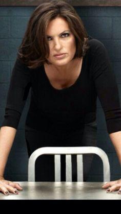 Benson - don't get on her bad side