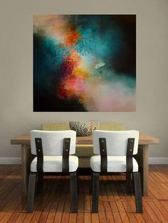 Abstract paintings, Abstract and Paintings on Pinterest