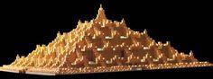 Conceptuele Kunst EdR: Piramidestad