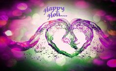 Holi is known as 'Holika' or festival of love or festival of colours . It is an ancient festival of india . Holi is a Hindu fes. New Wallpaper Hd, Heart Wallpaper, Wallpaper Downloads, Desktop Wallpapers, Holi Wishes Images, Happy Holi Images, Birthday Wishes Girl, 4k Photos, Festivals Of India