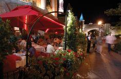 un soir Place D'Youville