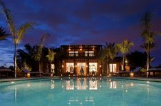 les plus belles villas de luxe à #Marrakech  #villa