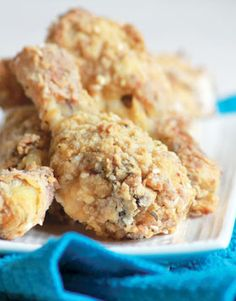 Weigh-Less Online - Baked Fried Chicken