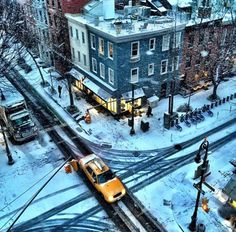 Bleecker st in West Village by NewYorkInspiration #nyc #nycfeelings