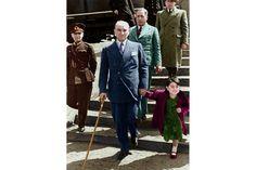 Mustafa Kemal Ataturk and His Daughter Ulku Adatepe...(Atatürk ve Manevi Kızı Ülkü Hanım)