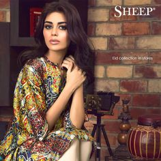 Latest & Stylish Autumn Wear Collection 2014 for Women by Sheep