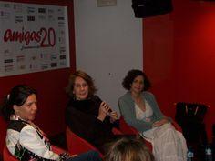 Madrid. Zulma Reyo autora de La Mujer Interior, Inés Drake Directora Creativa de ONGkat y +BethOjeda en el @Fnac_callao