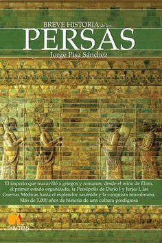 Portada Breve historia de los persas