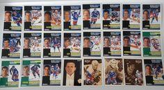 1991-92 Pinnacle New York Rangers Team Set of 24 Hockey Cards #NewYorkRangers