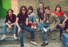The Ramones & The Clash