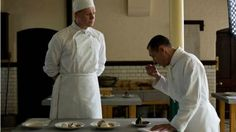 Saison 4 ep 4 Alfred futur cuisinier ?