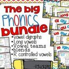 This big bundle of phonics packets includes  interactive activities to help your students master many different spelling/phonics patterns.  These a...