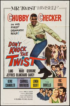 Movie Posters:Rock and Roll, Don't Knock the Twist (Columbia, 1962).