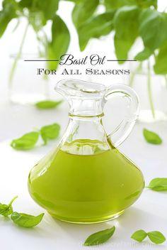 Basil Oil -