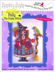 Polly the Pirate Witch - Got her! Yey!!