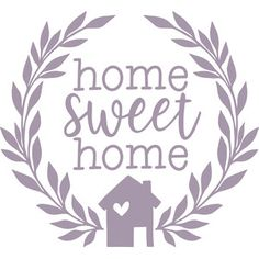 Home sweet home walls cups windows cars trucks tumblers yeti Silhouette Design, Silhouette Cameo Projects, Cricut Creations, Stencil Designs, Cricut Vinyl, Vinyl Projects, String Art, Cricut Design, Sweet Home