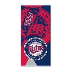 Use this Exclusive coupon code: PINFIVE to receive an additional 5% off the Minnesota Twins MLB Puzzle Beach Towel at SportsFansPlus.com
