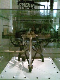 Troughton's Dividing Engine