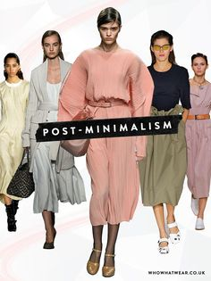 Spring/Summer 2017 Trends: This brand of purism comes armed with subtle details to make even the simplest item
