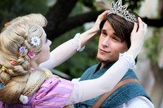 Eugene is a princess