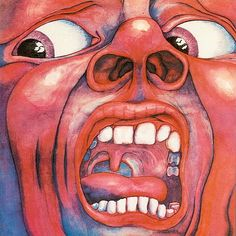 "King Crimson, ""In The Court of the Crimson King"""