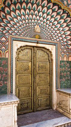 Jaipur Palace, Rajasthan, India byi2n2