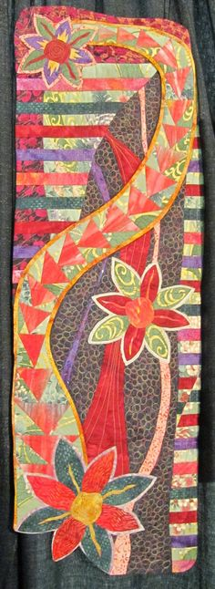 Beautiful quilt from the International Quilt Festival at Long Beach 2012