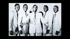 the drifters in 1954 singing white christmas