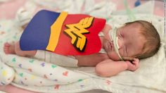 NICU babies get handmade costumes for first Halloween at St. Luke hospital - CNN.com