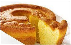 KEFIR - Alimento Probiótico : Kefir de Leite - Receita de bolo