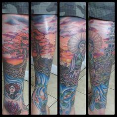Studio Evolve Tattoo Nikki Canady - Studio Evolve Tattoo