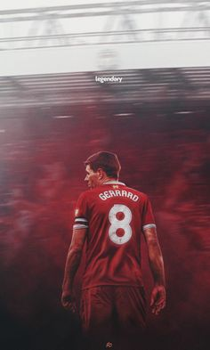 Legenda Liverpool Anfield, Liverpool Fans, Liverpool Football Club, Liverpool Fc Wallpaper, Liverpool Wallpapers, Kobe Bryant, Michael Jordan, Steven Gerrard Liverpool, Juergen Klopp