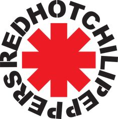 red hot chili peppers logo - Google Search
