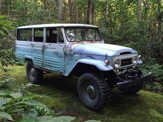 Toyota Land Cruiser LV | eBay