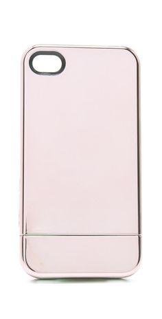 incase metallic iphone case