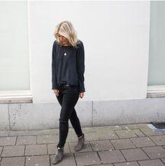 #ANINEBING Jeans via @damoyantwerp