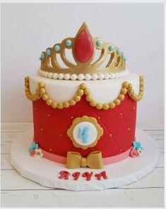 """Jessica Edwards on Instagram: """"An Elena of Avalor inspired cake. #cakestagram #cake #yxe #instacake"""""""