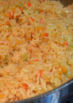 Our favorite easy recipe for Authentic Mexican Rice like you find at your favorite restaurant using Tomato and Chicken Bouillon from Serena Bakes Simply From Scratch. Mexican Rice Recipes, Mexican Dishes, Yummy Recipes, Dinner Recipes, White Mexican Rice, Rice Dishes, Main Dishes, Steak Restaurant Style, Salad
